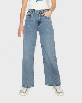 ONLY ΓΥΝΑΙΚΕΙΟ ΠΑΝΤΕΛΟΝΙ JEANS - 15222070 - ΜΠΛΕ