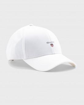 GANT CLASSIC SPORT HAT - 9900000 - ΑΣΠΡΟ