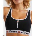 ELLESSE Silvs bikini top - SGI11095 - ΜΑΥΡΟ