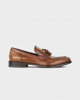 BOSS SHOES Men Formal Shoes - Q6333 - ΚΑΦΕ