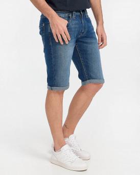 Pepe Jeans Βερμούδα Τζην - PM800074 CASH - ΜΠΛΕ