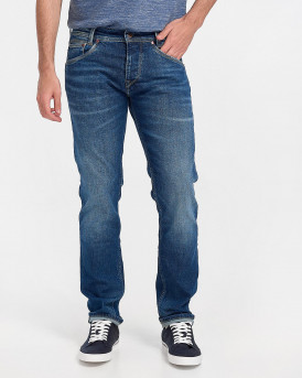 Pepe Jeans Παντελόνι Τζην - PΜ200029DF52 SPIKE - BLUE