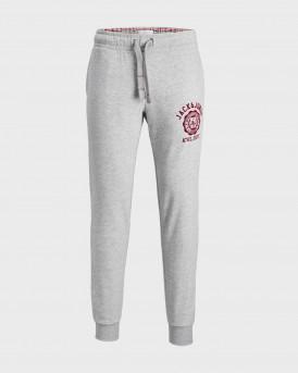 Jack & Jones Φόρμα Gordon Ralph Sweat Pants - 12180829 - ΓΚΡΙ