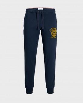 Jack & Jones Φόρμα Gordon Ralph Sweat Pants - 12180829 - ΜΠΛΕ