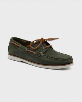 Lumberjack  Ανδρικό Boat Shoes - SM07804-005-A04 NAVI - ΛΑΔΙ