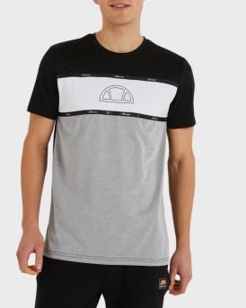 Ellesse Ανδρικό Τ-Shirt - SXI11113 ILLIOZA - ΜΑΥΡΟ