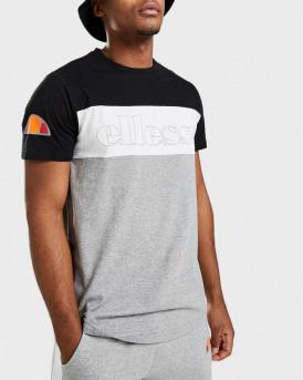 Ellesse Ανδρικό Τ-Shirt - SXI10687 POGBINO - ΜΑΥΡΟ