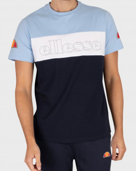 Ellesse Ανδρικό Τ-Shirt - SXI10687 POGBINO - ΣΙΕΛ