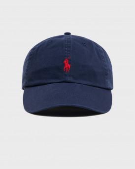 POLO RALPH LAUREN CLASSIC SPORT HAT - 710548524007 - BLUENAVY
