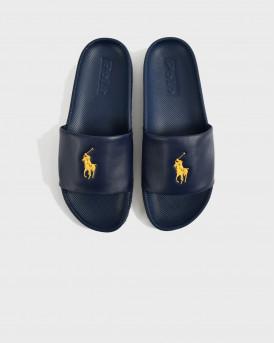 Polo Ralph Lauren Cayson Slide Sandal - 809793812002 - ΜΠΛΕ