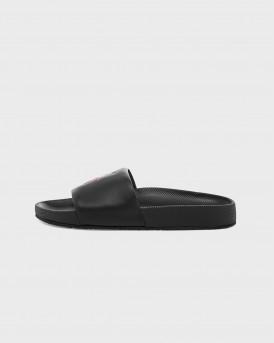 Polo Ralph Lauren Cayson Slide Sandal - 809793812001 - ΜΑΥΡΟ