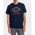 PAUL & SHARK Ανδρικό Τ-Shirt - C0P1006 - ΜΠΛΕ