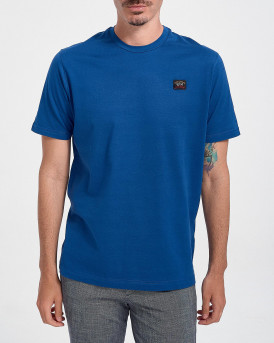 PAUL & SHARK Ανδρικό Τ-Shirt - C0P1002 - ΡΟΥΑ