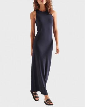 Superdry Γυναικείo Φόρεμα - W8010666Α - ΜΑΥΡΟ