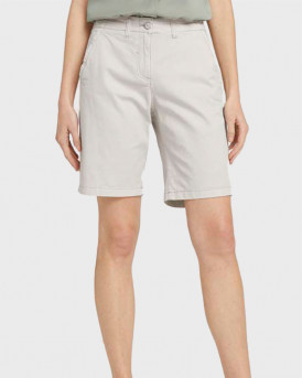 TOM TAILOR Chino Bermuda shorts - 1025265 - ΜΠΕΖ