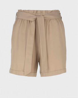TOM TAILOR Soft shorts made with lyocell - 1025239 - ΜΠΕΖ