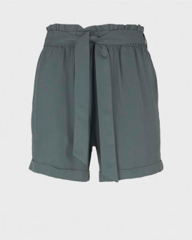 TOM TAILOR Soft shorts made with lyocell - 1025239 - ΧΑΚΙ