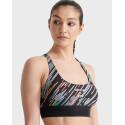 Superdry Sport Volley Bikini TOP - WS310572A - ΜΑΥΡΟ