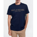 PAUL & SHARK Ανδρικό Τ-Shirt - 21411032 - ΜΠΛΕ