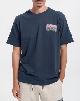 RVCA Ανδρικό Τ-Shirt - W1SSRDRVP1 ΑDRESTIA - ΜΠΛΕ