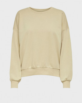 ONLY LOOSE FITTED SWEATSHIRT - 15231833 - ΜΠΕΖ