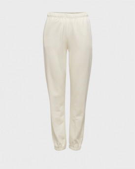 ONLY SOLID COLORED SWEATPANTS - 15241104 - ΜΠΕΖ