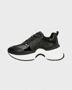 Guess  Γυναικείο Sneakers - FL5JN2ESU12 - ΜΑΥΡΟ