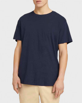 Τοm Tailor Men T-Shirt - 1025133 - ΜΠΛΕ