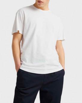 Τοm Tailor Men T-Shirt - 1025133 - ΑΣΠΡΟ