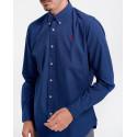 US Polo Men Shirt - 60423-52112 - ΜΠΛΕ