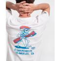 Superdry Ανδρικό Τ-Shirt - M1010907Α - ΑΣΠΡΟ