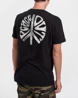 Superdry Ανδρικό Τ-Shirt - M1011013Α - ΜΑΥΡΟ