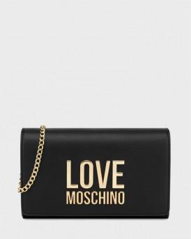 Love Moschino Γυναικεία Τσάντα - JC4127PP0CLN2 - ΜΑΥΡΟ
