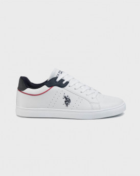 US POLO ASSN. Ανδρικό Sneakers - CURT - ΑΣΠΡΟ