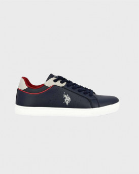 US POLO ASSN. Ανδρικό Sneakers - CURT - ΜΠΛΕ