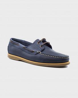 LUMBERJACK Ανδρικό Boat Shoes - SM07804-005-H01 NAVI - ΜΠΛΕ