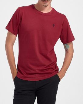 ROOK Men T-Shirt - 2121102091 - ΜΠΟΡΝΤΩ