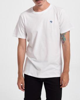 ROOK Men T-Shirt - 2121102091 - ΑΣΠΡΟ