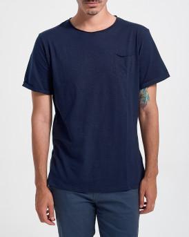 ROOK Men T-Shirt - 2121102072 - ΜΠΛΕ