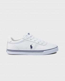 Polo Ralph Lauren  Men Sneakers - 816765046002 - ΑΣΠΡΟ