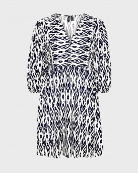 Vero Moda Dress - 10249611 - ΑΣΠΡΟ