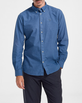 BARBOUR OXFORD 13 TAIL - MSH4931 - ΜΠΛΕ