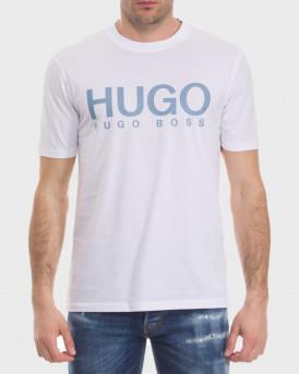 HUGO ΑΝΔΡΙΚΗ ΜΠΛΟΥΖΑ - 50447980 DΟLIVE - ΑΣΠΡΟ