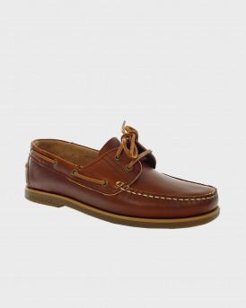 Lumberjack Ανδρικό Boat Shoes - SM07804-005-B03 NAVI - ΤΑΜΠΑ