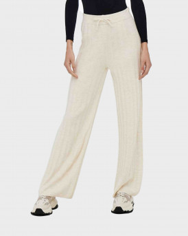 Only Wide Fitted Trousers Γυναικείο Παντελόνι - 15236375 - ΕΚΡΟΥ