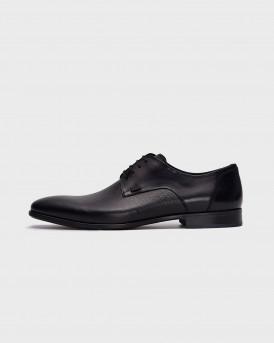 Boss Shoes Ανδρικό Παπούτσι - R4972 EPS - ΜΑΥΡΟ