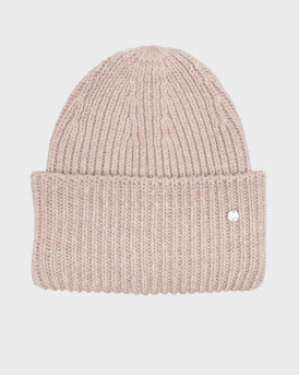 Only Knitted Beanie Γυναικείο Σκούφος- 15219049 - ΡΟΖ