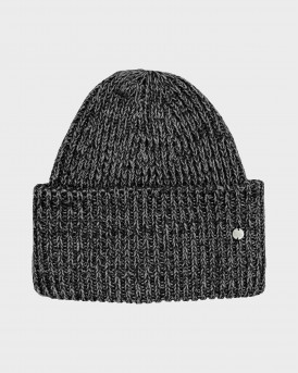 Only Knitted Beanie Γυναικείο Σκούφος- 15219049 - ΜΑΥΡΟ