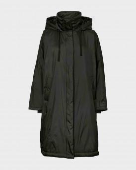 Vero Moda Μακρυ Αδιάβροχο Γυναικείο Μπουφάν - 10253039 - Black
