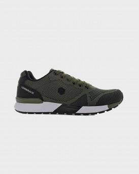 Lumberjack Sneakers Uomo Vendor - SM62111-003 U22 VEND - ΠΡΑΣΙΝΟ